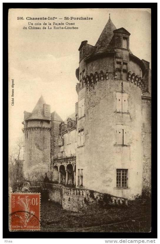 17 Saint-Porchaire Chateau D17D K17387K C17387C RH082181 - Zonder Classificatie
