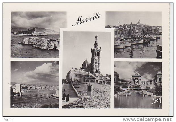 Marseille - Quatieri Sud, Mazarques, Bonneveine, Pointe Rouge, Calanques