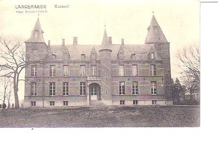 Langemarck Kasteel - Langemark-Poelkapelle