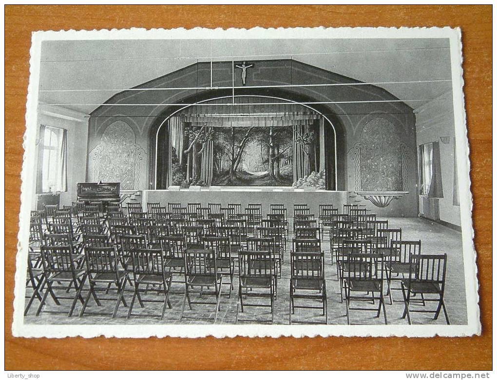 KOSTSCHOOL DER ZUSTERS VAN DEN H. VINCENTIUS à PAULO Te DEINZE ( 9 KAARTEN ) / Anno 19?? ( Zie Foto Details ) !! - Ecoles