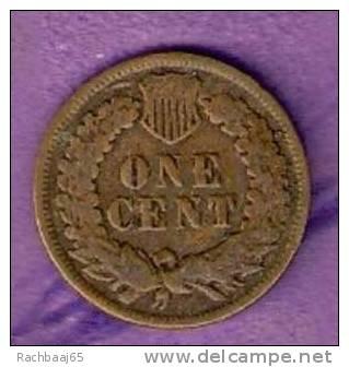 USA 1 CENT 1906 - Etats-Unis