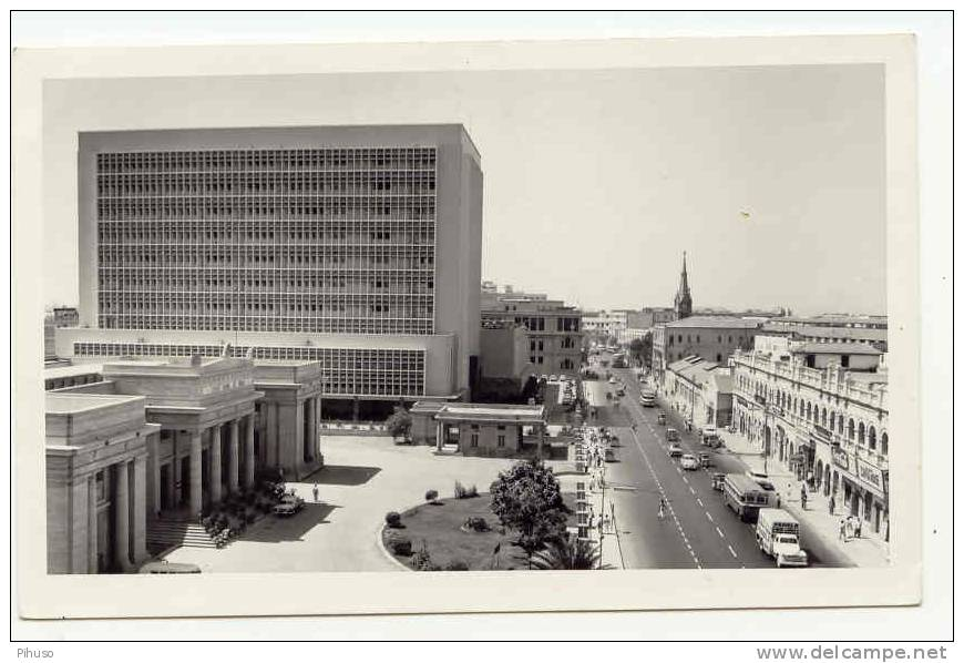 ASIA-188    PAKISTAN : KARACHI : State Bank Of Pakistan Head Office - Pakistan
