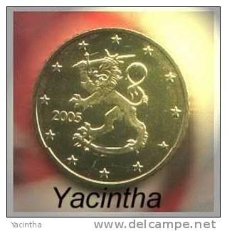 @Y@  Finland  50 Cent 2005   Unc - Finland