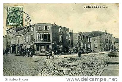 - CHATEAU-SALINS - - Chateau Salins