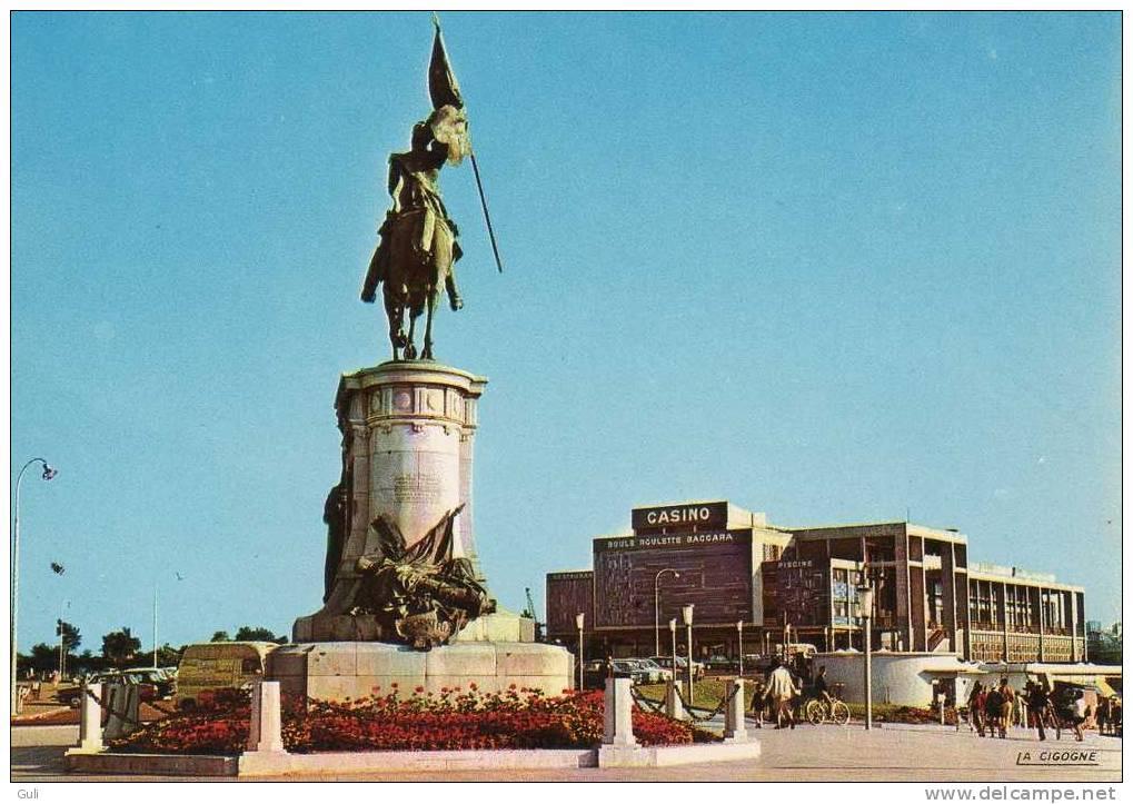 BOULOGNE Sur MER 62 Pas De Calais - Le Casino The Casino -Boule Roulette Baccara *PRIX FIXE - Boulogne Sur Mer