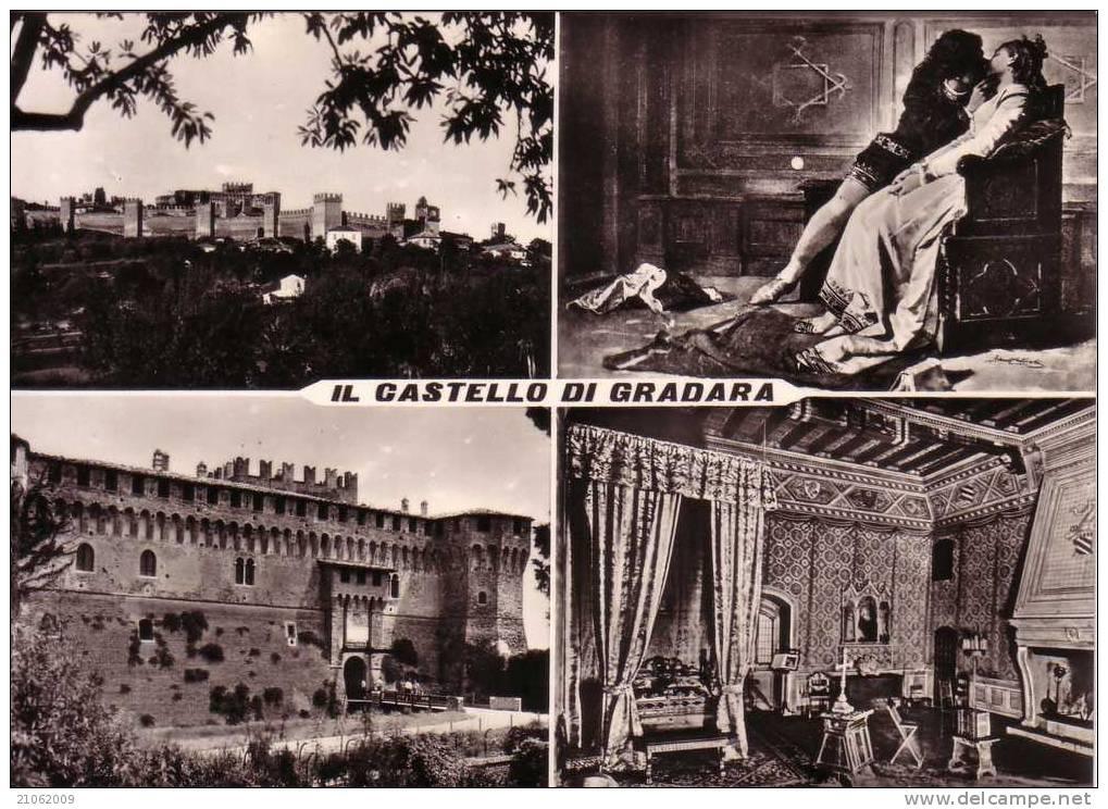 GRADARA - PESARO URBINO - IL CASTELLO - Italia