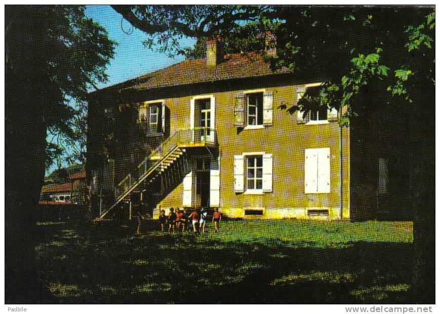Carte Postale 71. Lugny  Colonie De Vacances Des Syndicats CGT  Trés Beau Plan - France