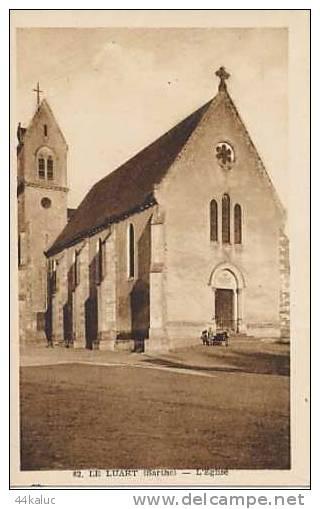 LE LUART L'Eglise - France