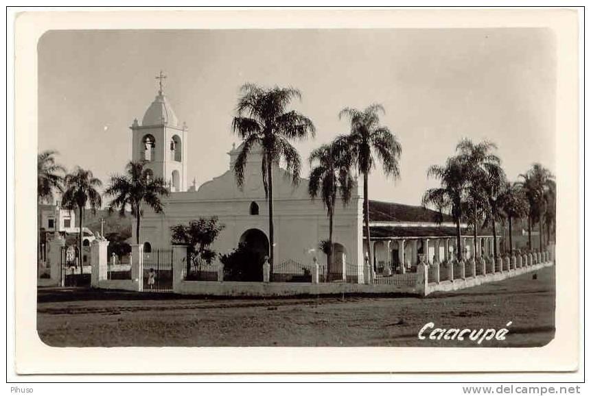 PAR-2  PARAGUAY : CAACUPE : Roman Catholic Church - Paraguay