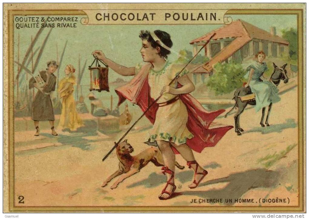 Pendule : « Diogène cherchant un homme » - fad-formation.fr