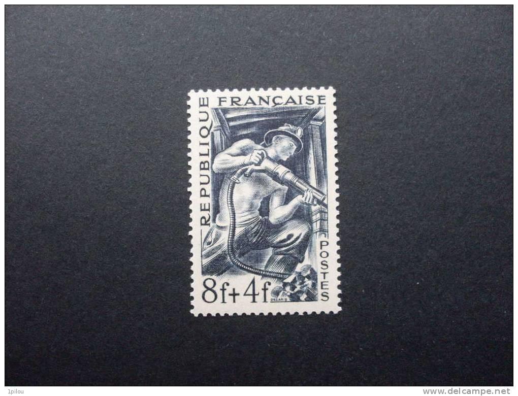 N° 825  NEUF(S)**   MINEUR - Nuovi