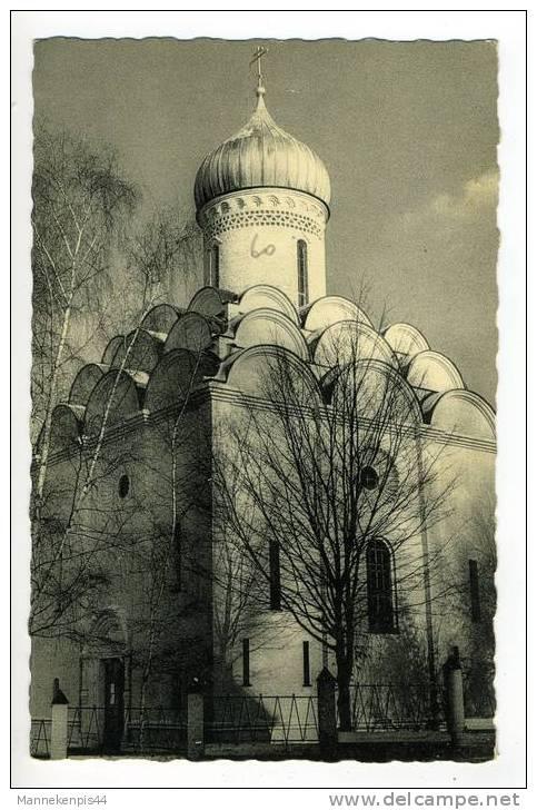 Uccle - Eglise Orthodoxe Russe - 19, Avenue Defré - Uccle - Ukkel