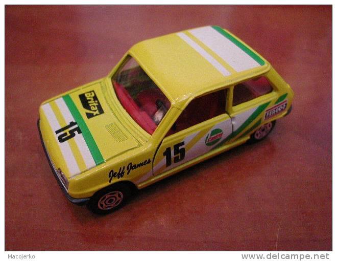 Corgi 604, Renault 5, 1:36 - Voitures, Camions, Bus