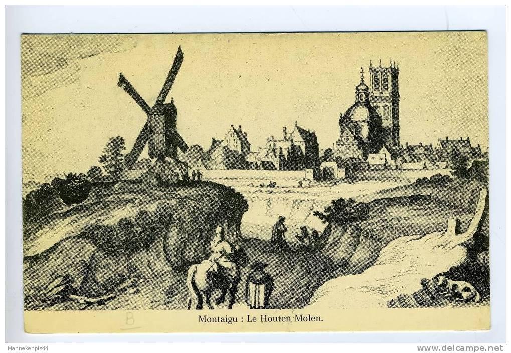 Scherpenheuvel - Montaigu - Le Houten Molen - Scherpenheuvel-Zichem