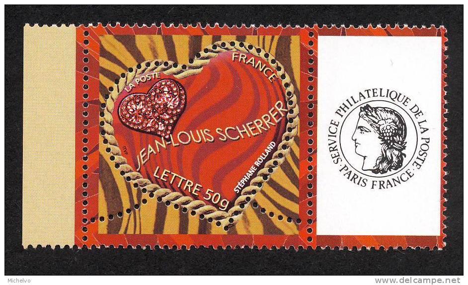 France 2006 - Yv N° 3862A ** - Scherrer - France