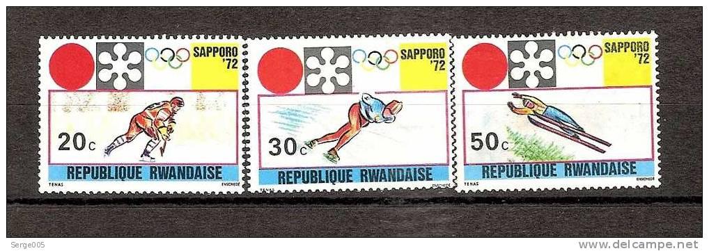 RWANDA  VENTE No  2 A - 1990-99: Neufs
