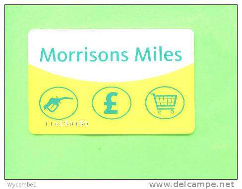 UK - Morrisons Miles Card - Other Collections