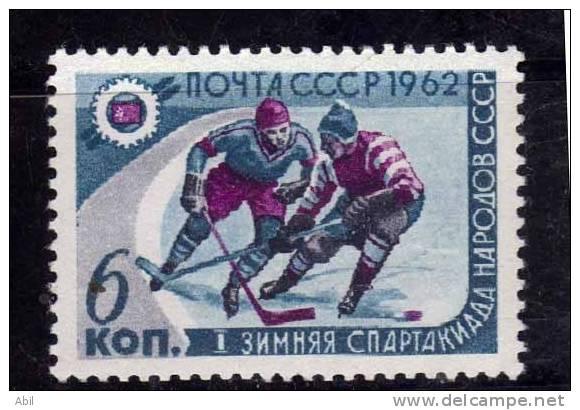 Russie 1962 N°Y.T. : 2501** - Nuovi
