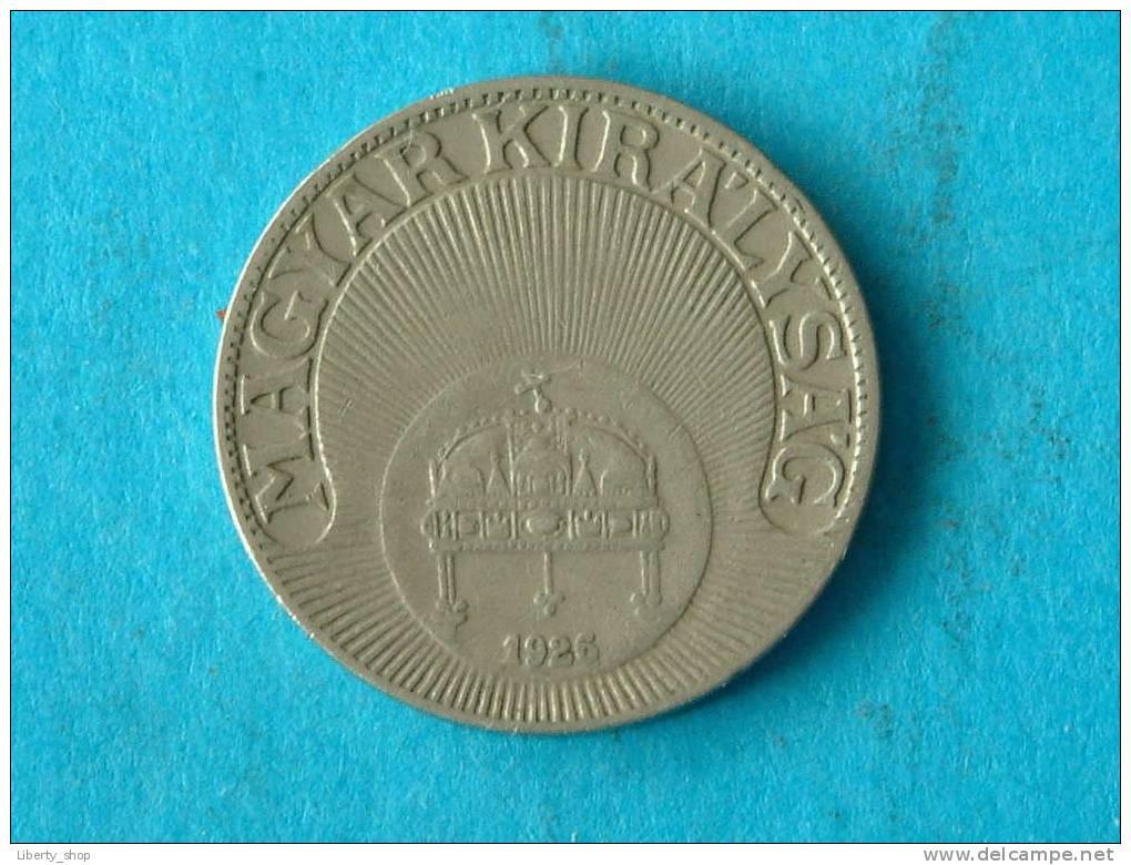 1926 BP - 20 FILLER / KM 508 ( For Grade, Please See Photo ) !! - Hungary
