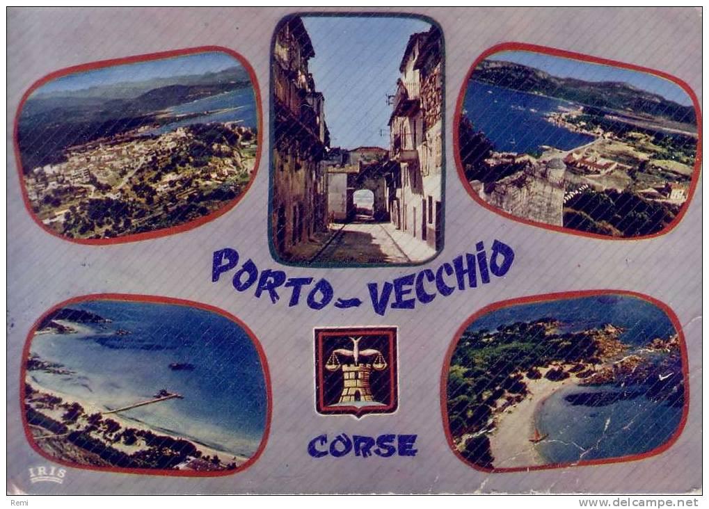 20 2A  CORSE  PORTO VECCHIO - Autres Communes