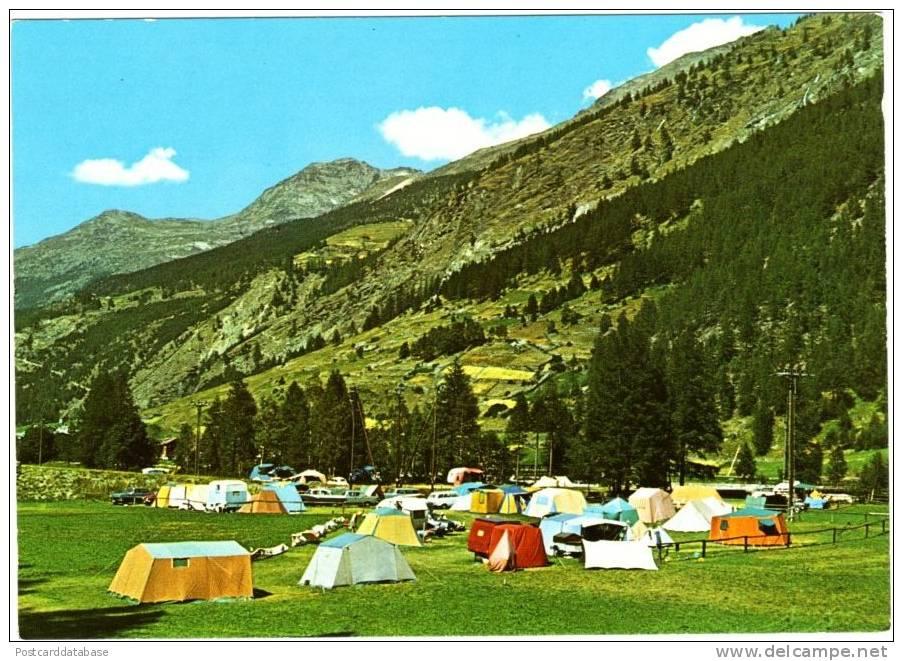Camping Am Kapellenweg Saas-grund - & Camping & Caravan - Non Classés