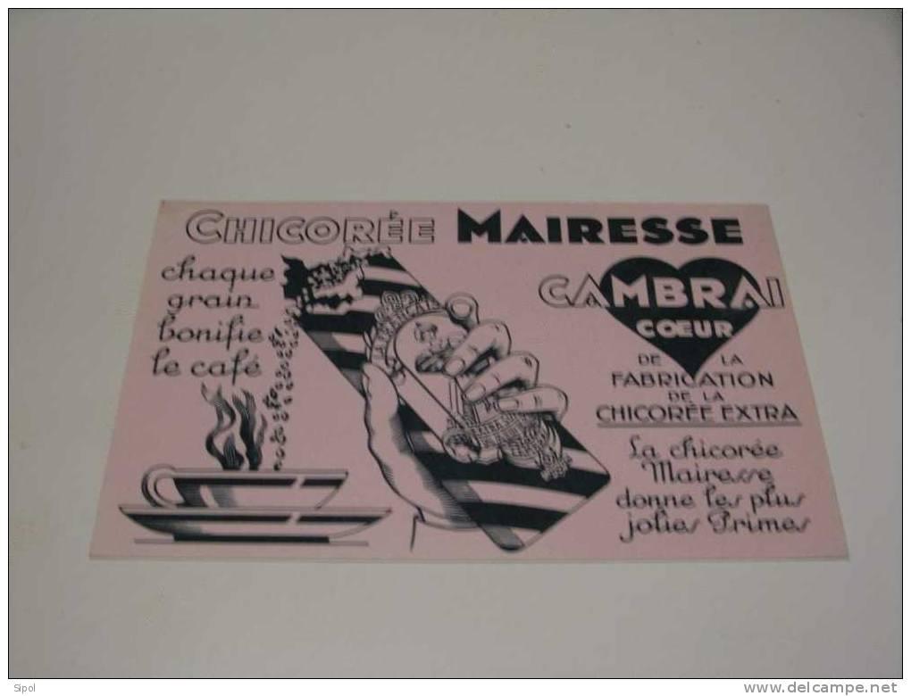 Chicorée MAIRESSE Cambrai - Buvards, Protège-cahiers Illustrés