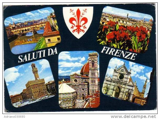 BELLA CARTOLINA DI FIRENZE - Firenze