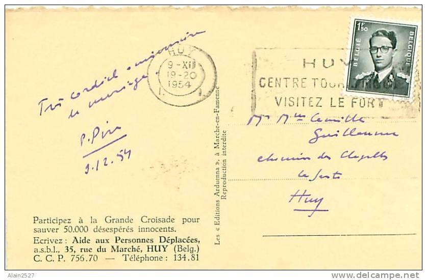 HUY - Selle à Manger D'un Home Belge, Réfectoire D'un Camp De P.D. Malades (Arduenna) - Huy