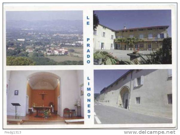 Limonest - Seminaire Du Prado - 264 Chemin De St Andre - Limonest