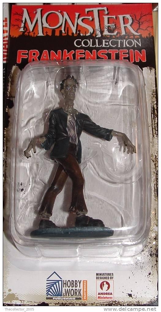 FIGURINO DI FRANKENSTEIN (ANDREA MINIATURES) - NUOVO SIGILLATO ! - Figurines