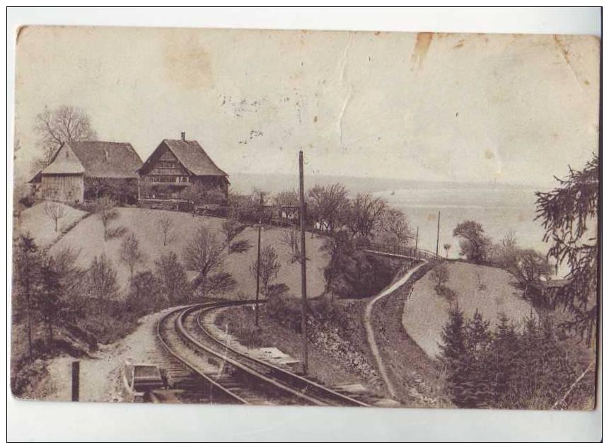 Bergbahn Rorschach - Heiden - AI Appenzell Innerrhoden