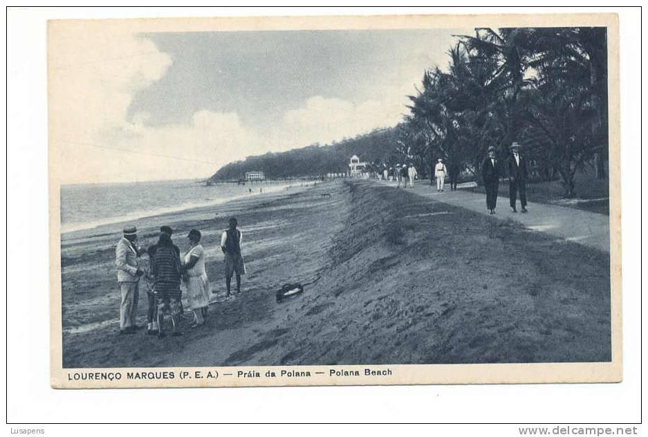 MOÇAMBIQUE (PORTUGAL) MOZAMBIQUE - PRAIA DA POLANA - Mozambique