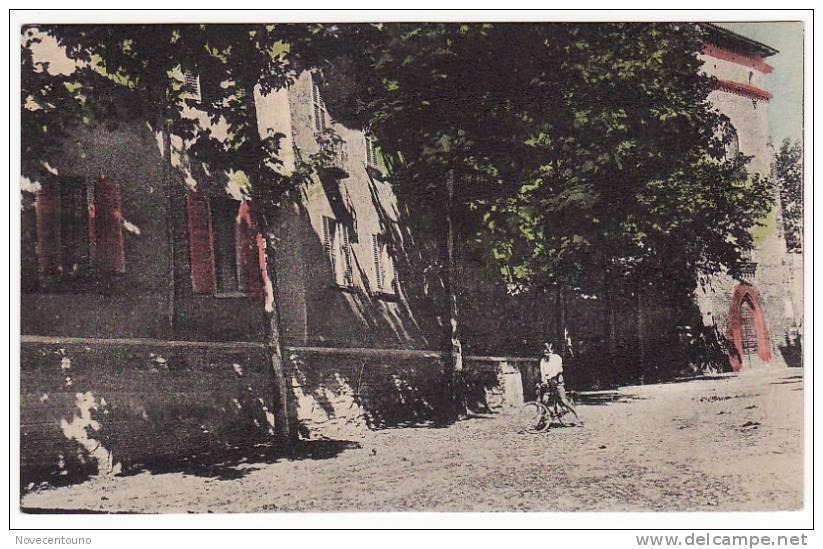 PIEMONTE - NOVARA - Divignano - Il Castello - Novara