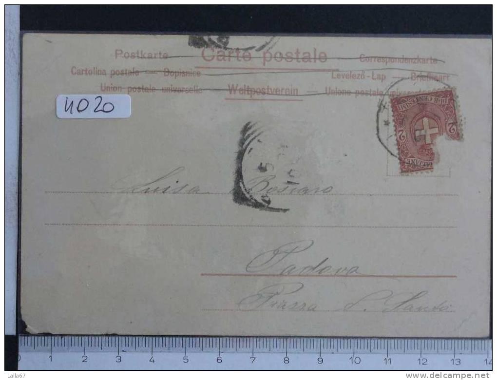 R. KIRCHNER   N. 4020 - Kirchner, Raphael