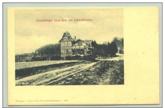 Schmalkalden 1900 (intern : 1025056) - Schmalkalden