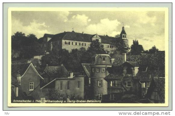 Schmalkalden Um 1935 (intern : 1025059) - Schmalkalden