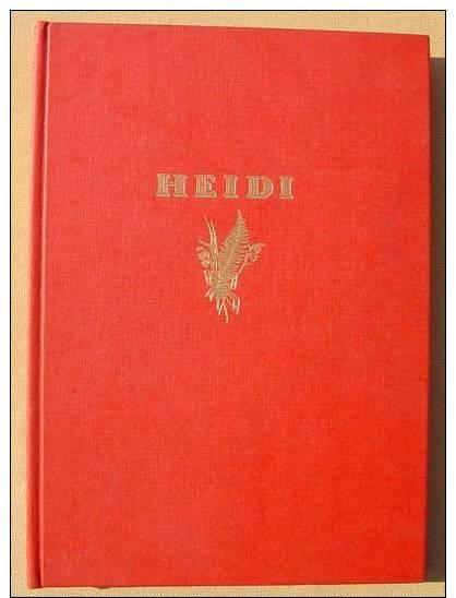 Silva-Album. HEIDI ..., Komplett (2-194) Sammelbilderalbum - Libros, Revistas, Cómics