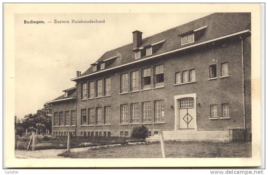 BUDINGEN- ZUSTERS HUISHOUDSCHOOL - Zoutleeuw
