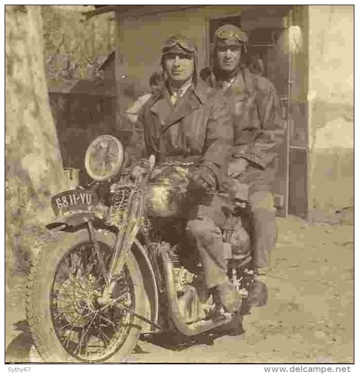 Photos MOTO ANCIENNE NEW MAP + Récit Voyage Raid 1931 - Sollies Pont Moto Club Cuersois - Automobiles