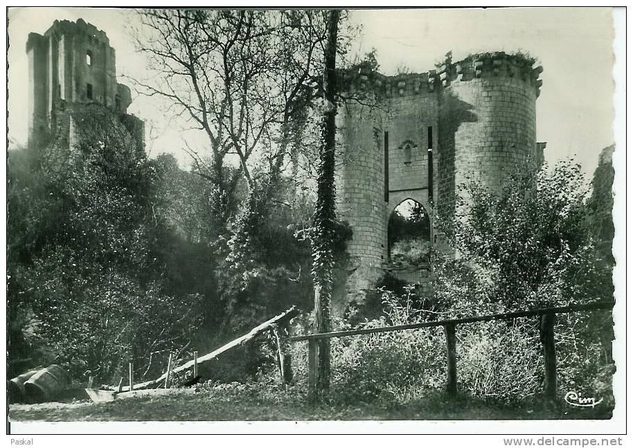 LAVARDIN, Château Et Pont Levis - France