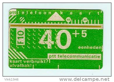 D002A,NETHERLANDS 1986,FIRST SET, Fl. 10,00 UNUSED/ONGEBRUIKT (T1003) - Nederland
