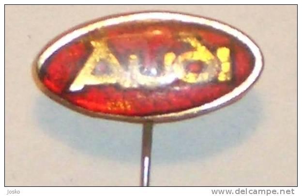 AUDI  ( Deutschland ) * Germany Brand Car Automobile Auto Cars Automobiles Automovil Carro Bil Voiture Voitures * - Audi