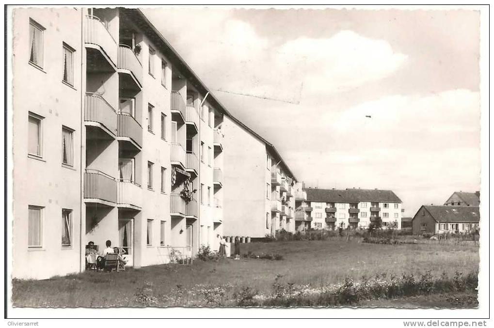 Allemagne  Sol Und Moorbad Bad Segebelrg Neues Viertel - Bad Segeberg