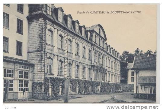 Château De Boubers-sur-Canche - France