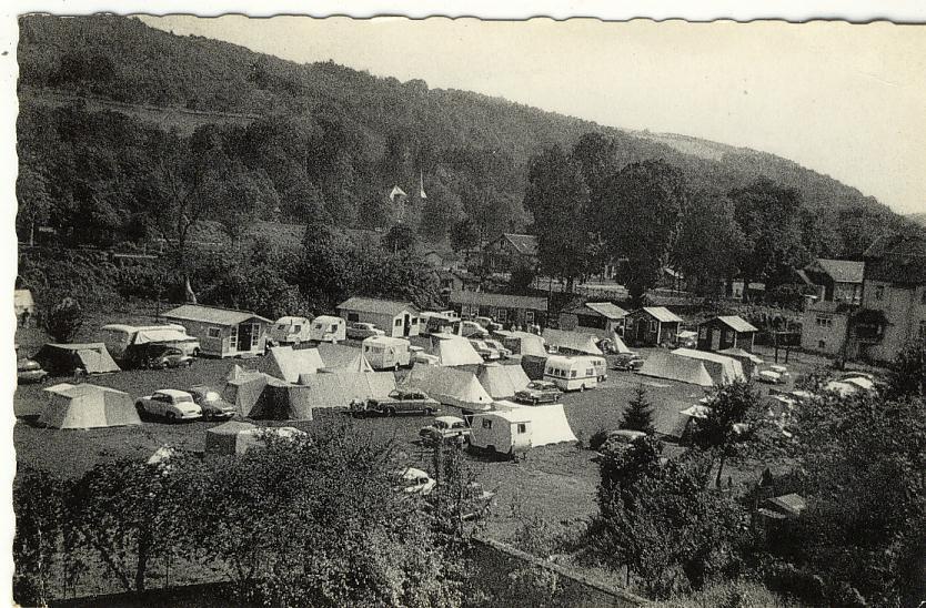 Belgique - Hastières Sur Meuse -  Camping Le Lion - Hastière