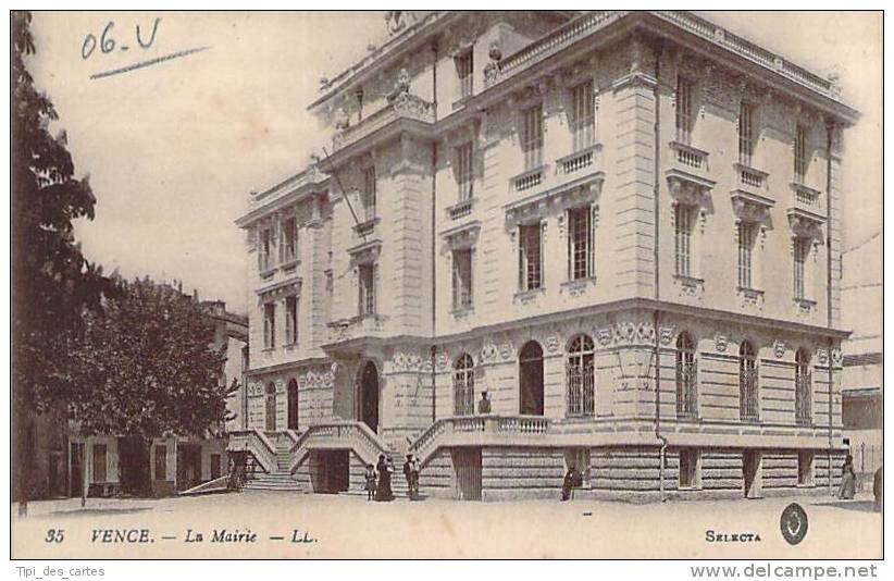 06 - Vence - La Mairie - Vence
