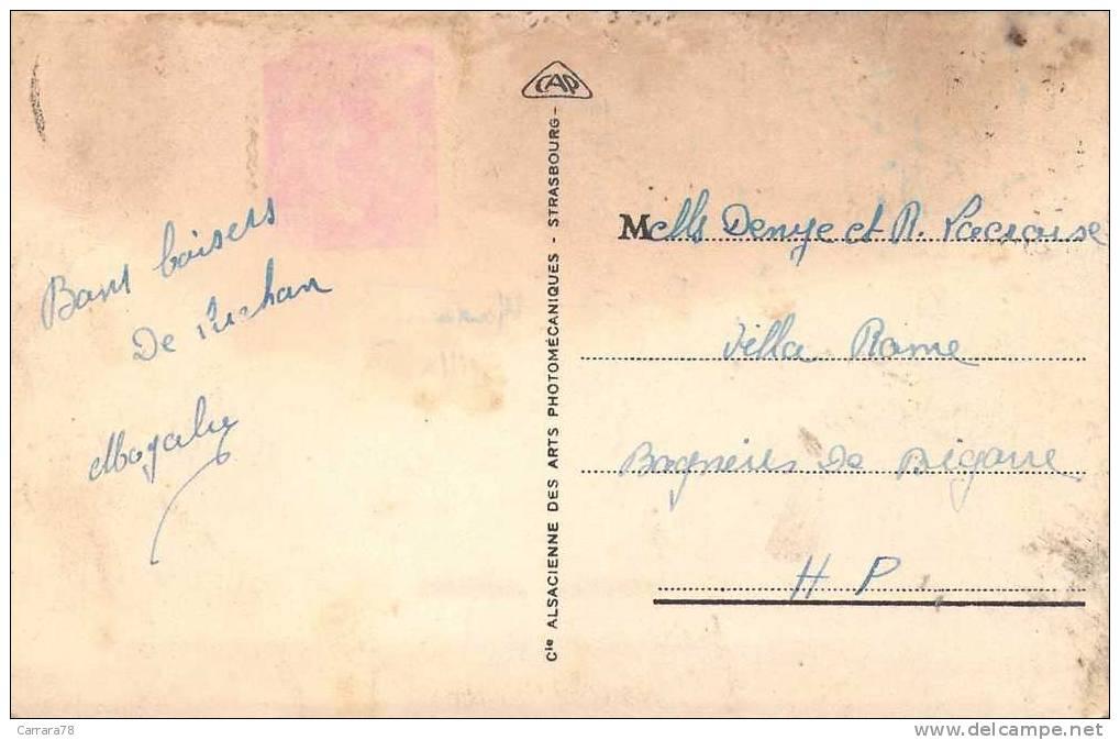 1933 LUCHON SUPERBAGNERES ED. CAP - Superbagneres