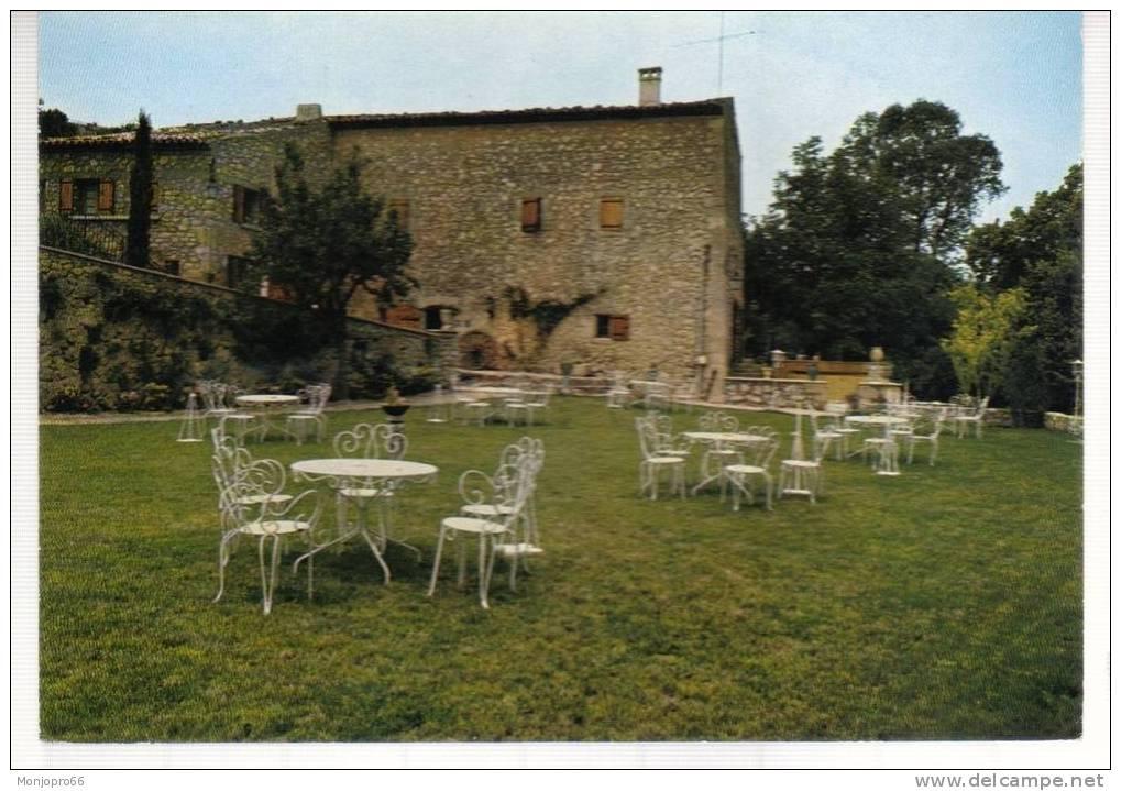 CPM De Jouques En Provence   Hostellerie Du VIEUX MOULIN - Hotels & Restaurants
