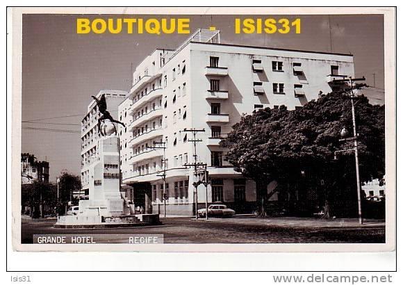 Brésil - RF15330 - Recife - Grande Hotel - Bon état - Recife