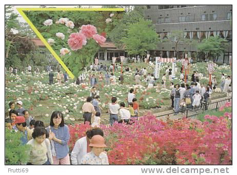 JAPAN - AK2190 Saitama - Higashi-Matsuyama City - Tree Pony Garden - Non Classés